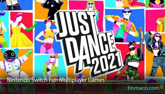 Nintendo Switch Fun Multiplayer Games