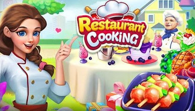 Best Cooking Mobile Game