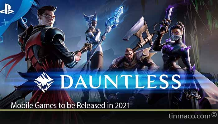 Mobile Games to be Released in 2021